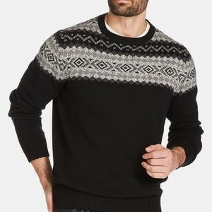 Weatherproof Vintage Men's Knit sweater, Size 3XL